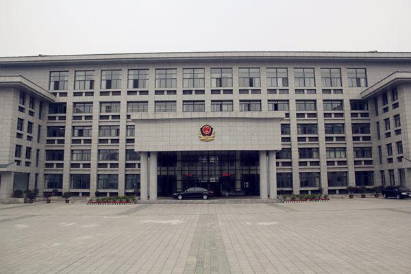 镇江市武警消防支队