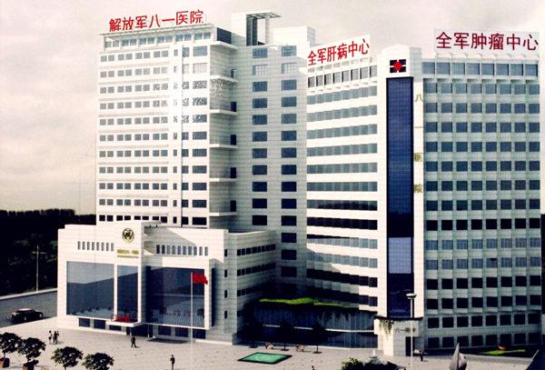 中国人民解放军八一医院